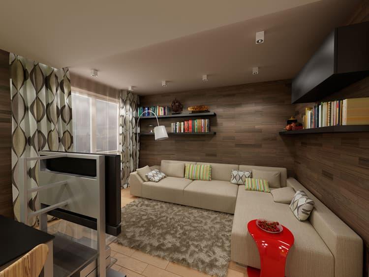 Ремонт четырехкомнатной квартиры фото