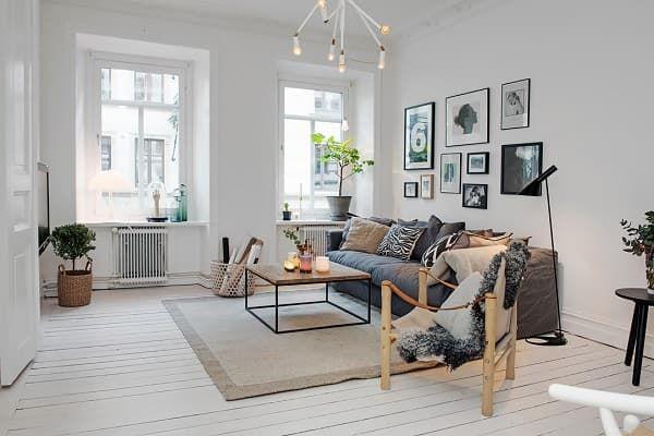 Ремонт квартир гостинной
