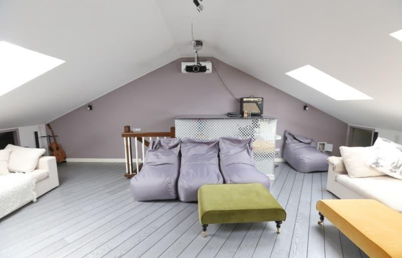 Ремонт и отделка комнат в таунхаусах