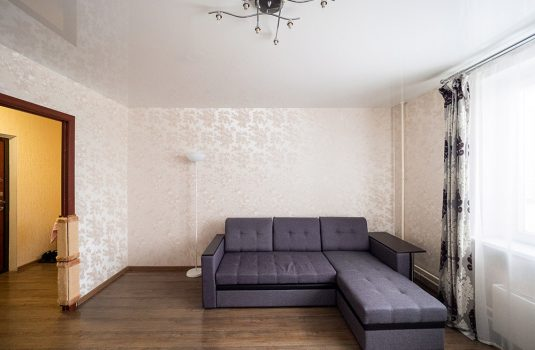Косметический ремонт 1-к квартиры 34 м2