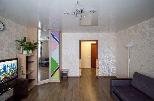 Косметический ремонт 1-комнатной квартиры 34 м2