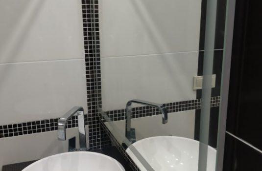 Ванная комната под ключ с раковиной